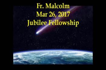 Fr. Malcolm Jubilee Fellowship Mar 26, 2017