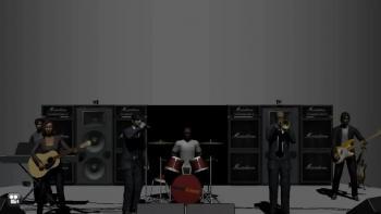 Heath Bewley - Hosanna (Caribbean Salsa Version 01)
