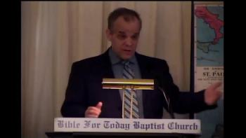 Acts 4:1-37  – We Must Be Saved– Daniel S. Waite – BFTBC