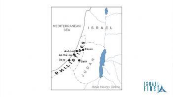 Israel First TV Programme 19 - Katharine Van Der Beek