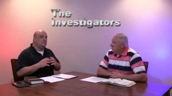 The Investigators S01E03 Science vs the Bible
