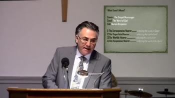 Elio DiCiocco: Sower, Seeds & Soils (Matt. 13:1-23)