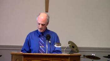 John Zwaagstra: The Darkness of Calvary(Mark 15:33-39, Luke 23:44-49)