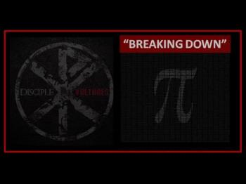 Breaking Down - Disciple - Lyric Video by Hymn Revival