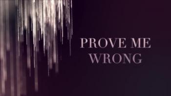 Mandisa - Prove Me Wrong