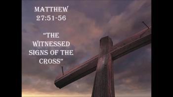 Matthew 27:51-56
