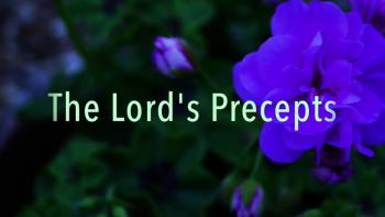 The Lord's Precepts