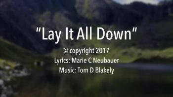 Lay It All Down