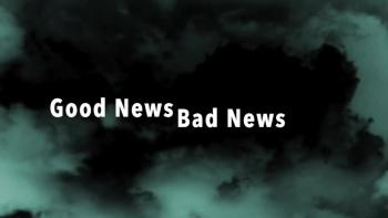 Good News - Bad News