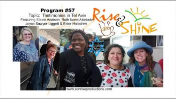 Rise & Shine, Program #57