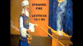 Leviticus 10:1-20