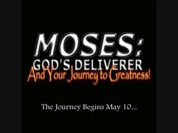 Trenton Cruse - Moses Series Promo