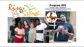 Rise & Shine, Program #59