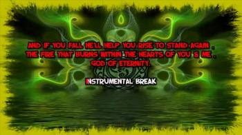 God of Eternity    celtic version