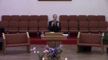 Philippians 3:1-11 2017 05 14 Randall Easter FBC Briar