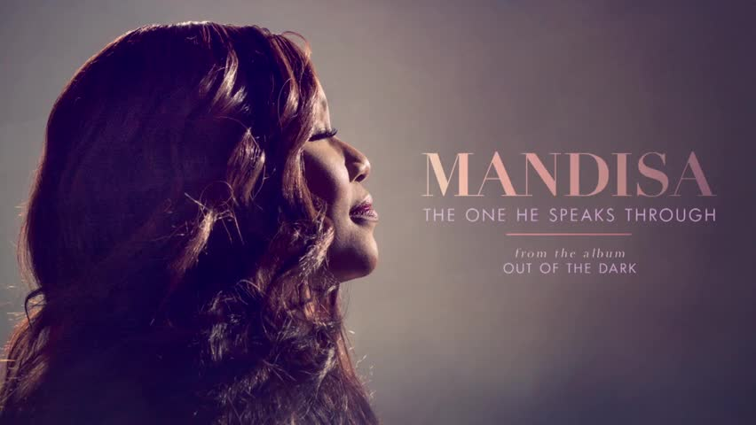 Mandisa - The One He Speaks Through