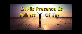 In His Presence Is Fullness Of Joy - Randy Winemiller