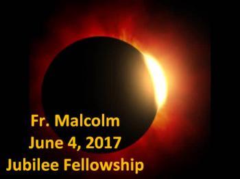 Fr Malcolm June 4 2017