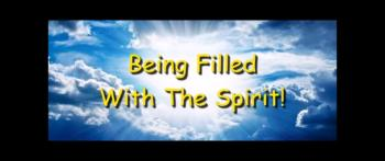 Being Filled With The Spirit! - Randy Winemiller