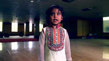 4 Years old Girl Singing Gospel Song