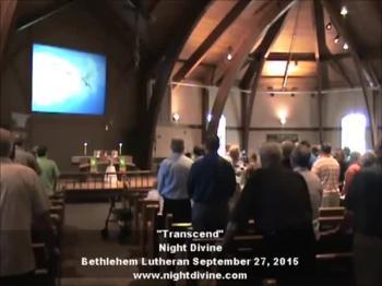 Short Inspirational Sermon based on the song Transcend