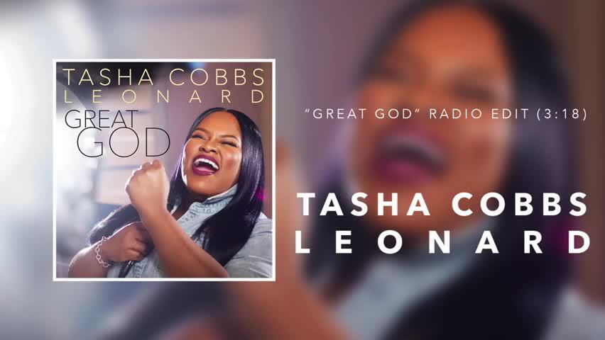 Tasha Cobbs Leonard - Great God