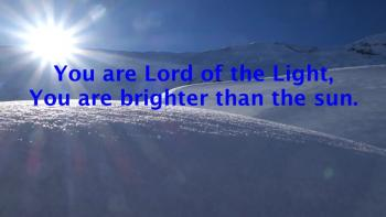 Heath Bewley - Lord of the Light - Lyric Video