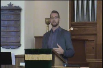 Seeing Jesus by Rev. Adam Rodeheaver-Van Gelder