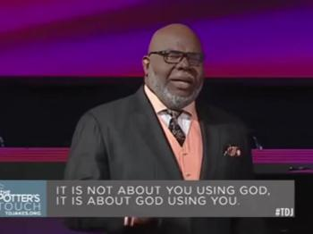 TD Jakes — I Can Relate