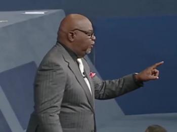 TD Jakes — Is It Well With Your Soul?