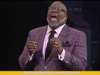 TD Jakes — It Works For Me