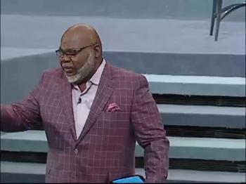 TD Jakes — The Cost of Freedom