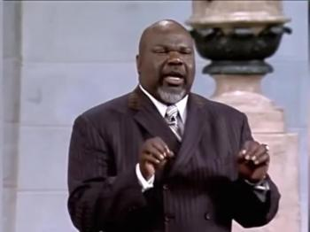 TD Jakes — The Danger Of Giving Up Too Soon