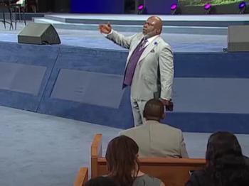 TD Jakes — The Journey