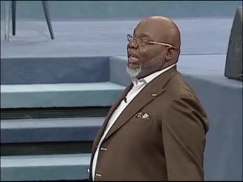 TD Jakes — The Odds Against Wholeness