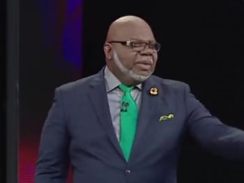 TD Jakes — The Starving Prince