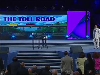 TD Jakes — The Toll Road