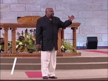 TD Jakes — You Ain't Gonna Lose It