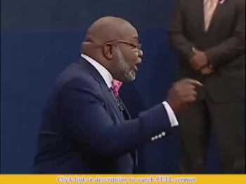TD Jakes — Blinded By Rage