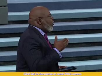 TD Jakes — From Guilt To Gratitude