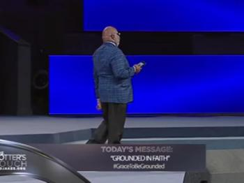 TD Jakes — Grounded In Faith