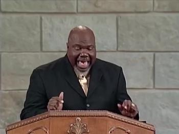TD Jakes — Growing Into God's Favor