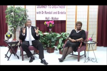 """Journey to Greatness Broadcast"" The Power of Prayer- Part 2"