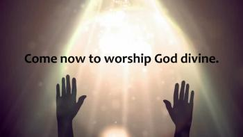 Heath Bewley - Come Now to Worship - Lyric Video