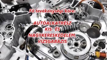 Két Molnár Autó Kft. autóalkatrész webáruház