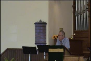 God is the Ruler Yet, by Rev Tony Schweitzer