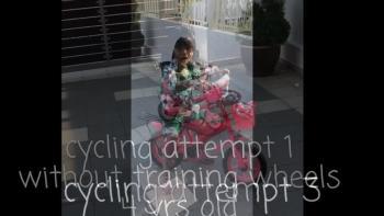 Ernkids balance bike