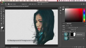 Photoshop composition tutorial: Featuring Masking, Layering, Colour Adjustment, Brushes and More