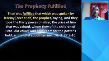 Did God Predestine Judas to Betray Christ? (Part 2)