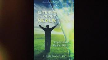 Entering the Glory Realm. By Mark Gamblin- Book Trailer